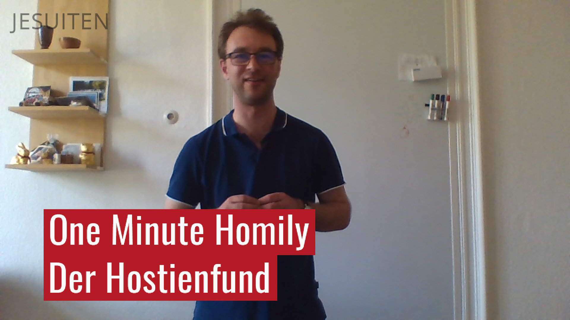One Minute Homily: Messdiener und Argumente