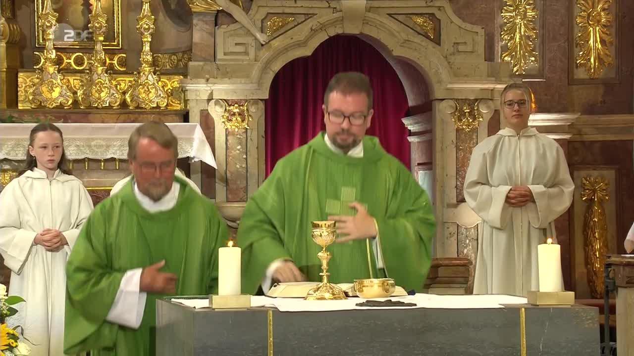 Zdf Gottesdienst Heute Livestream